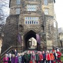 A grand day out to Newcastle Castle Keep