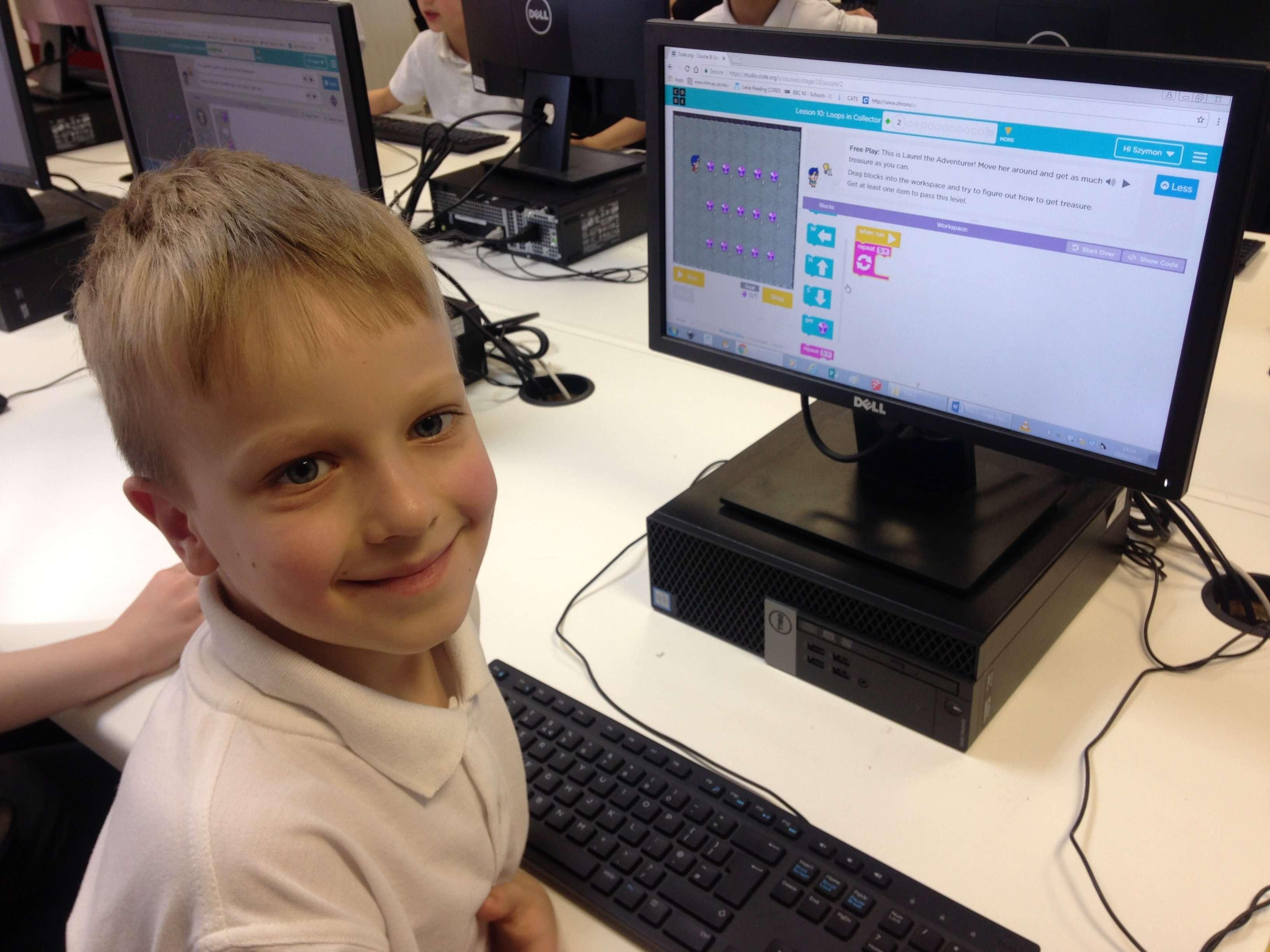Technology Management Image: St Teresa's Catholic Primary