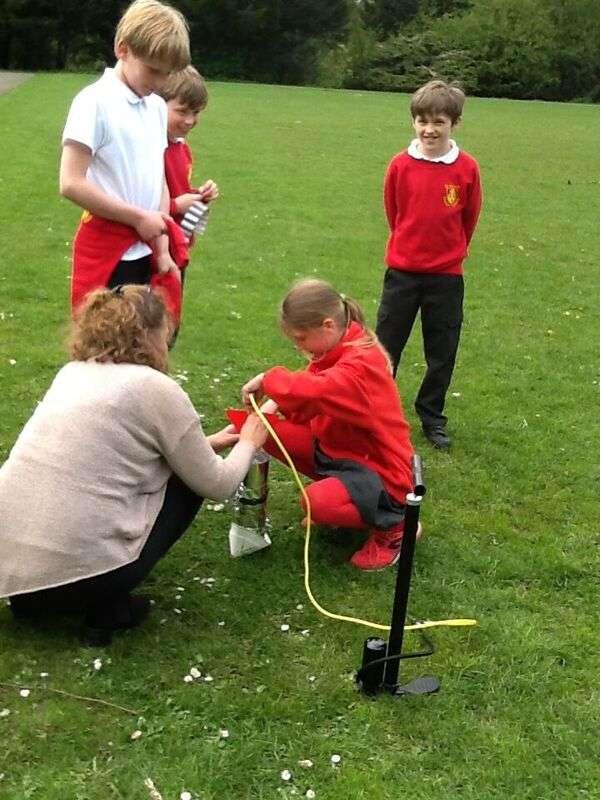 Bottle Rockets | St Teresa's Catholic Primary School