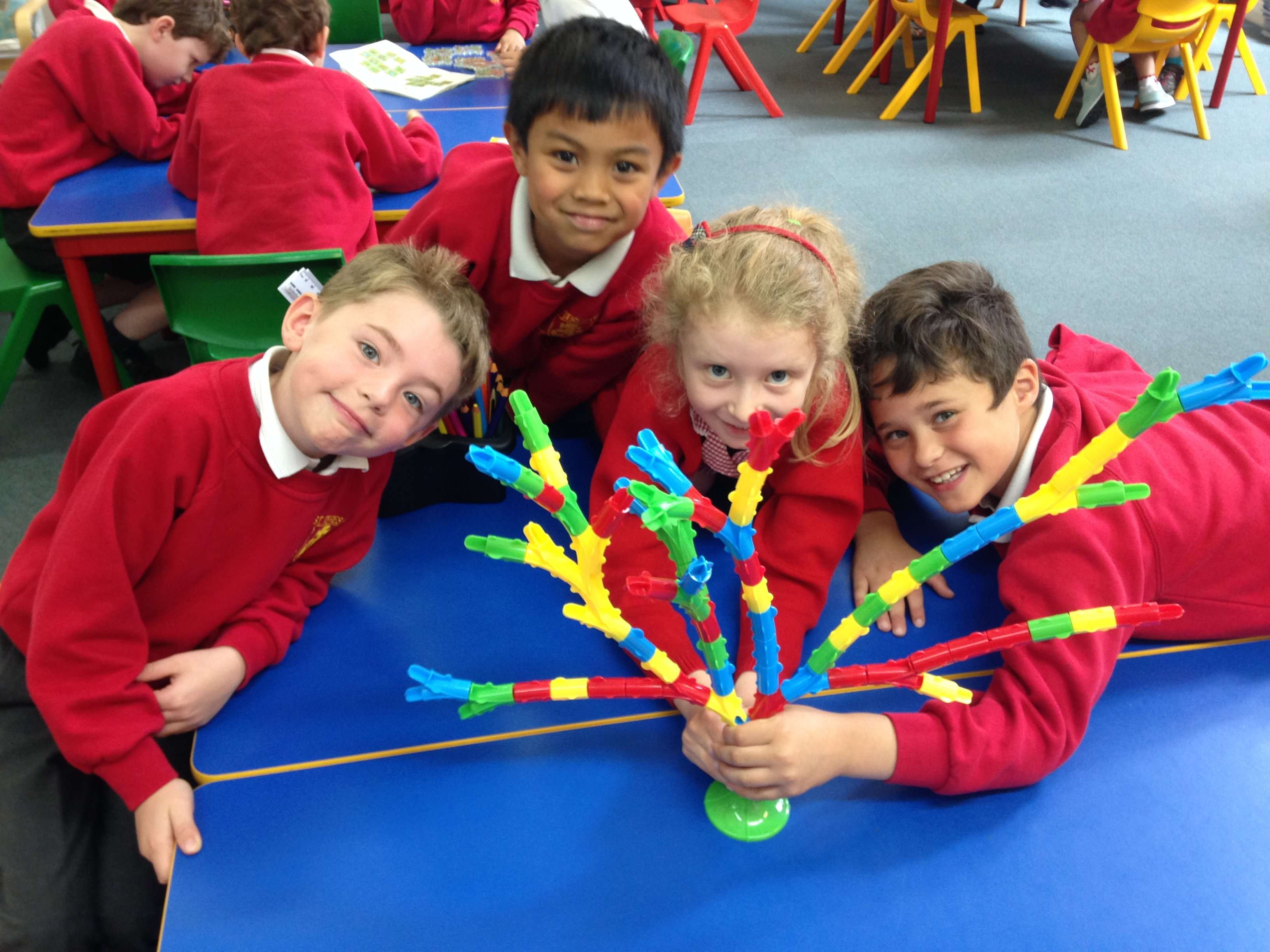 Logic, challenge, and maths games – Year 2