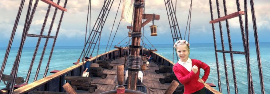 Year 2 – Shiver me timbers! There be pirates among these seas!