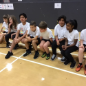 Y6 sports afternoon at Walker Dome