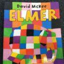 Elmer the Elephant Writing