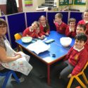 Year 2 – International Week and Tea Party