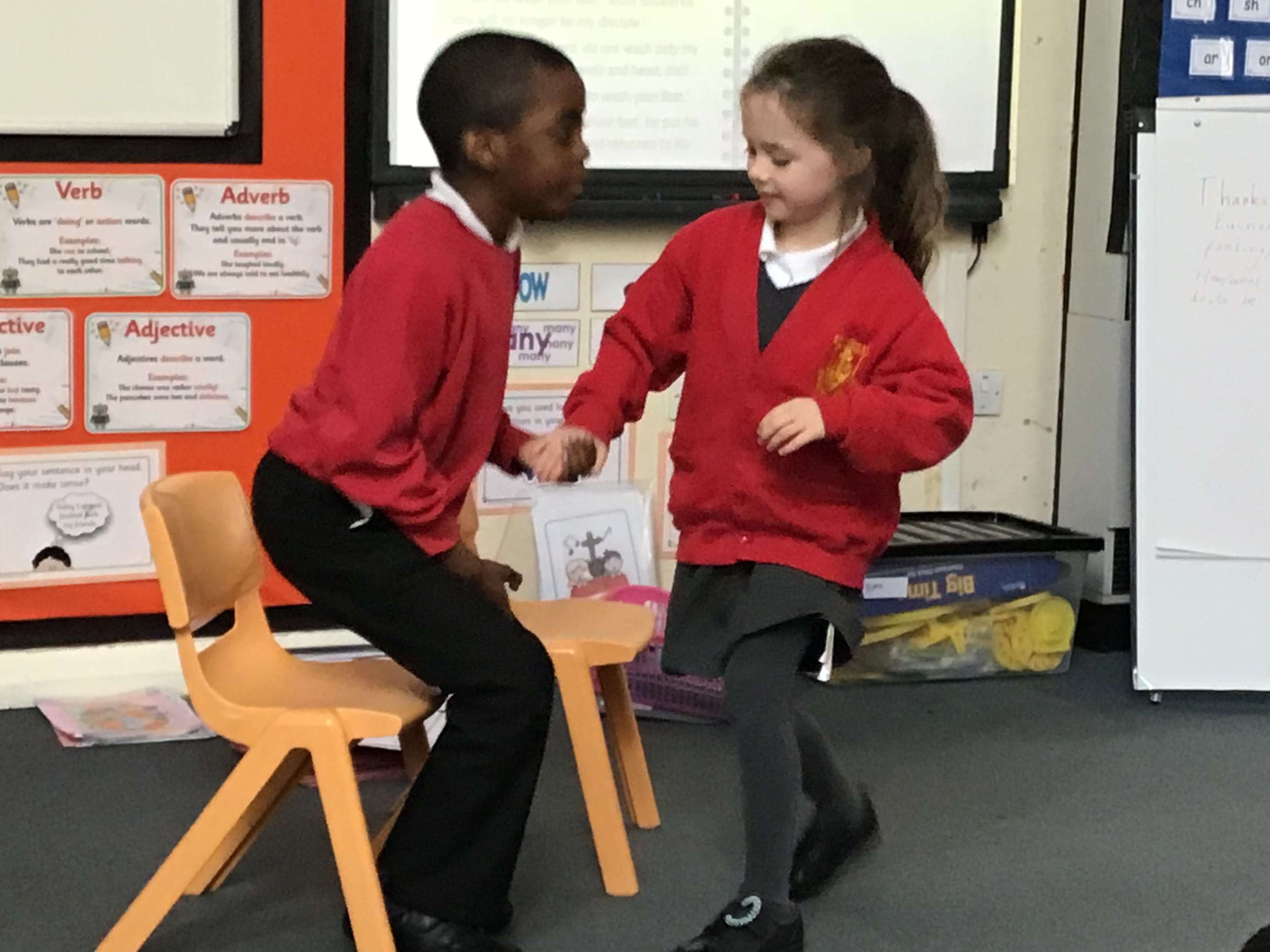 Year 2 – R.E.: The Story of Maundy Thursday
