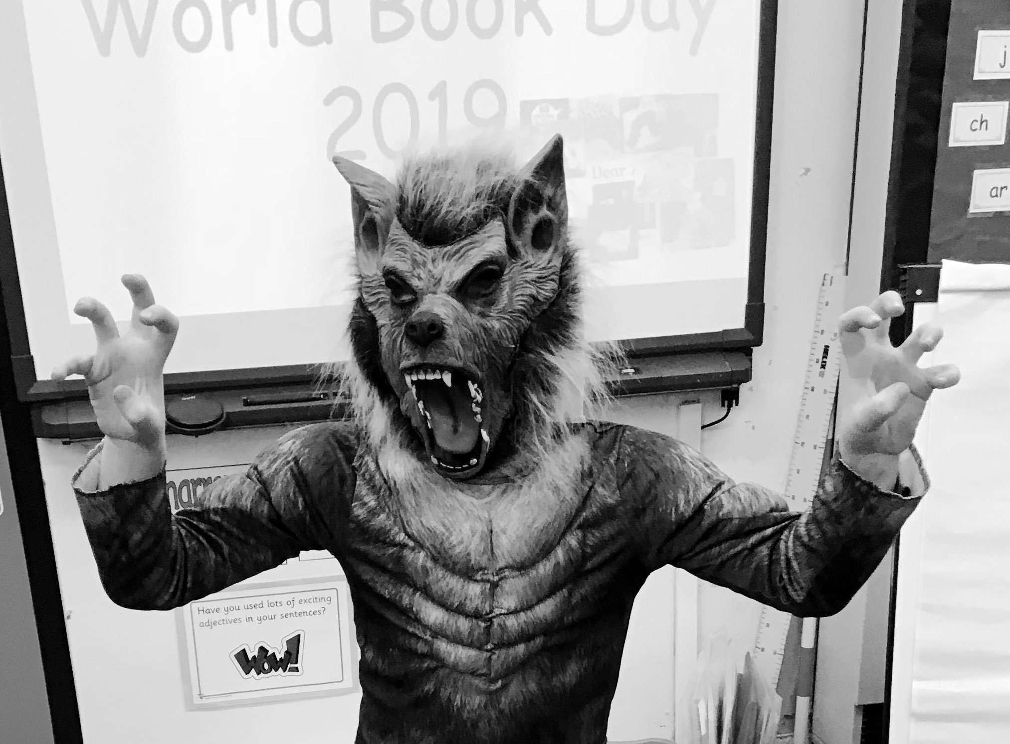 Year 2 – World Book Day 2019