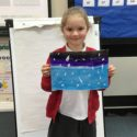 Year 2 – Starlight Sky – Art and Design