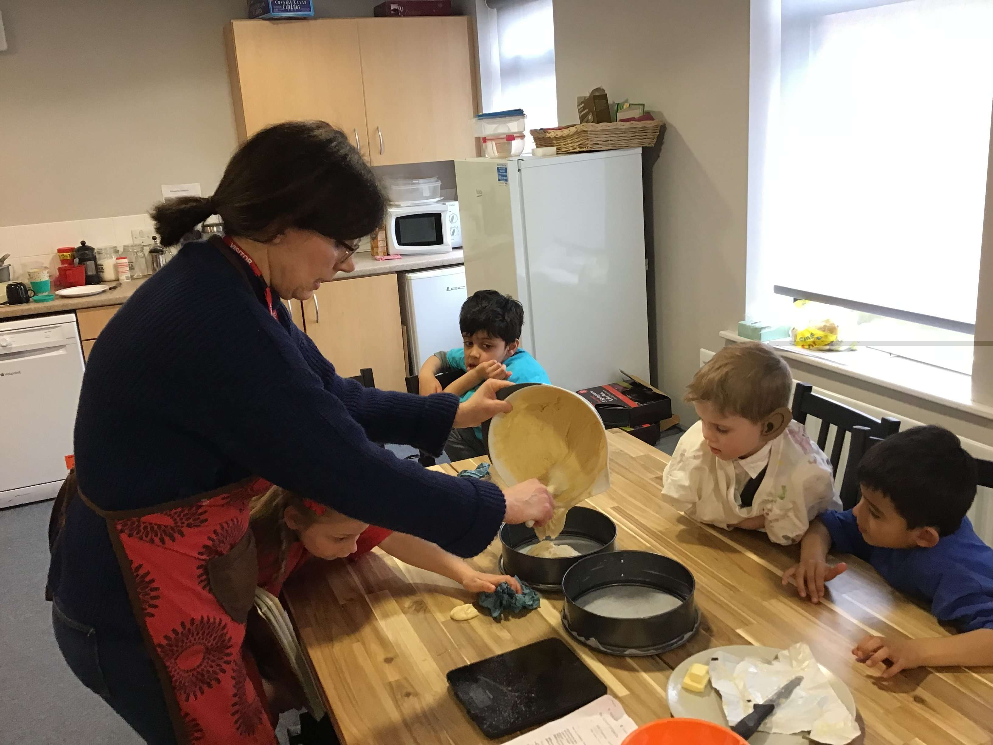 Heaton Bake Off Project