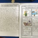 Year 2 – Creative Writing – The Amazing Pebble Story
