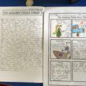 Year 2 – Creative Writing – The Amazing Pebble Story