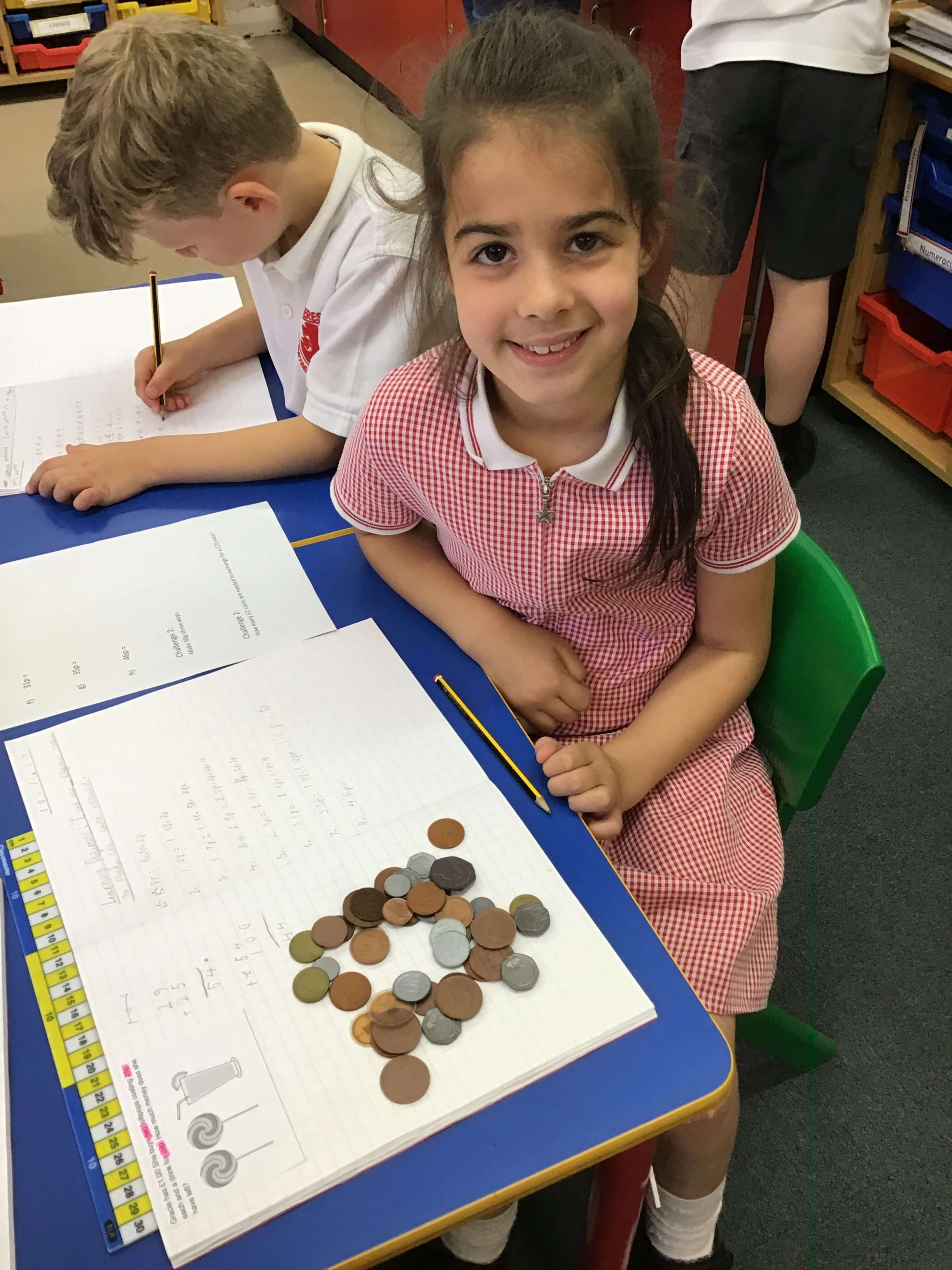 Year 2 – Numeracy – Money
