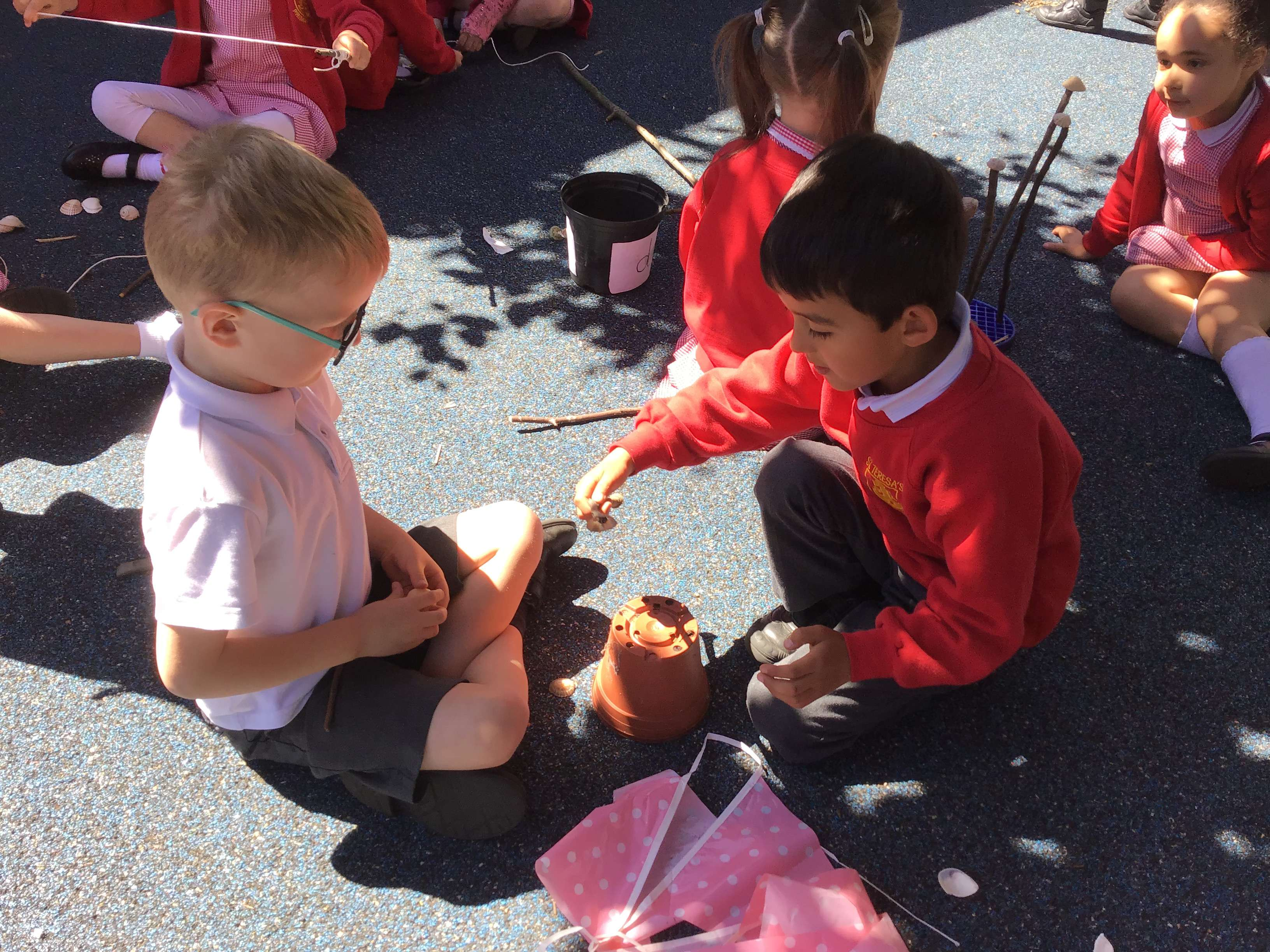 Instruction writing in Year One