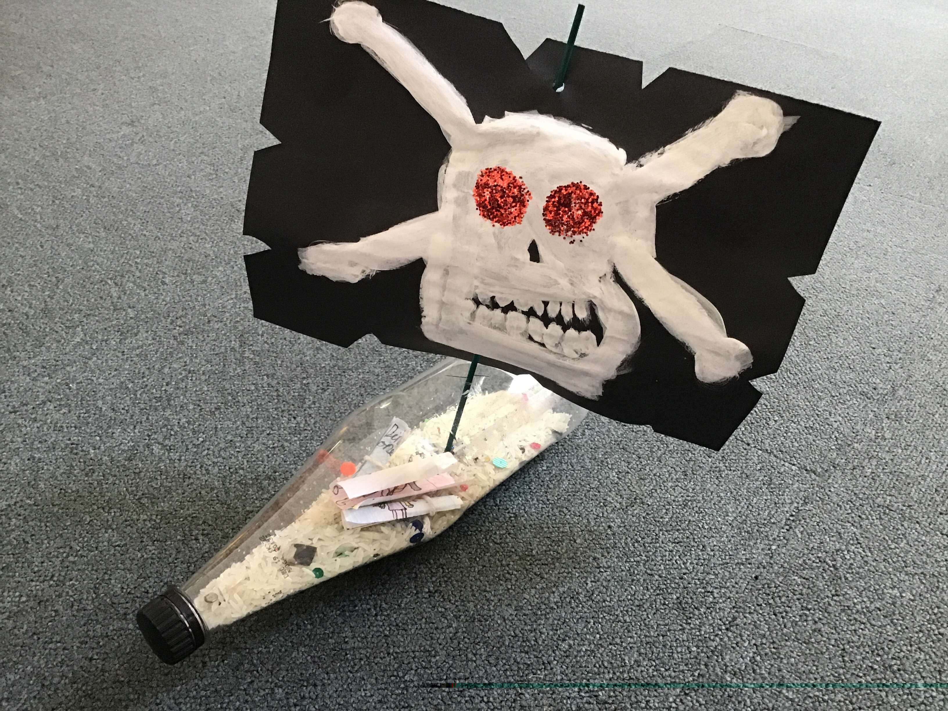 Year 2 – Design and Build a Pirate Ship