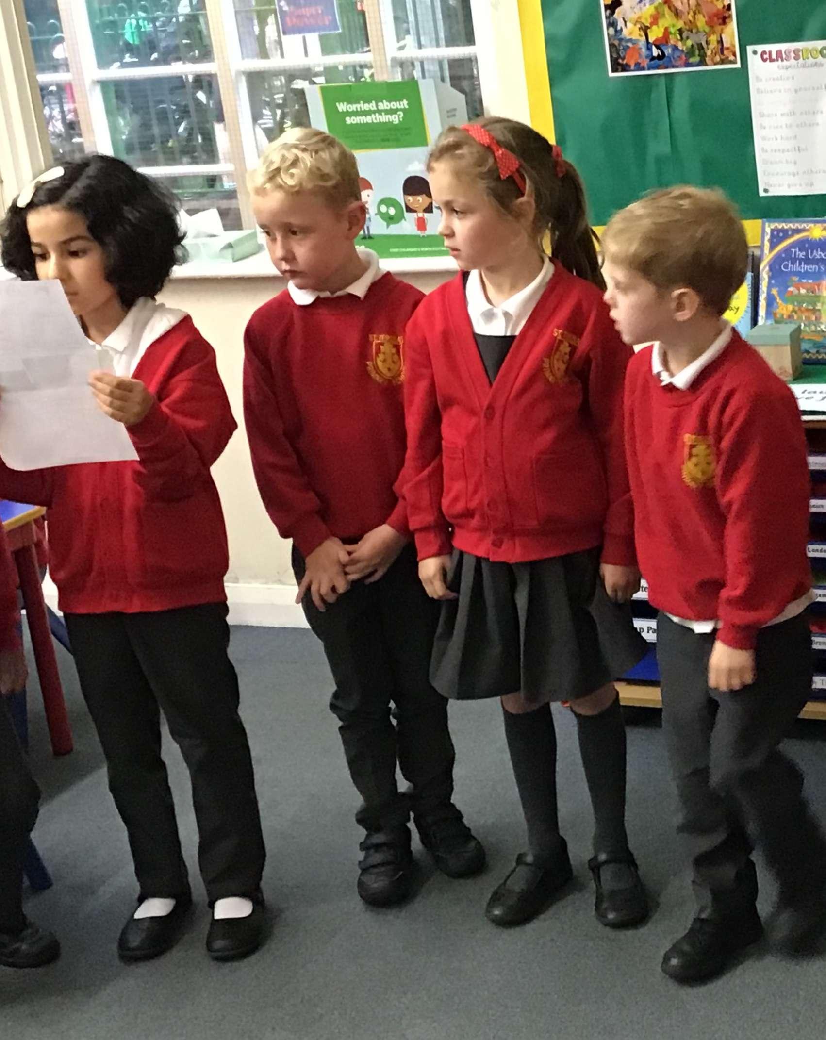 Year 2: Children's Liturgy