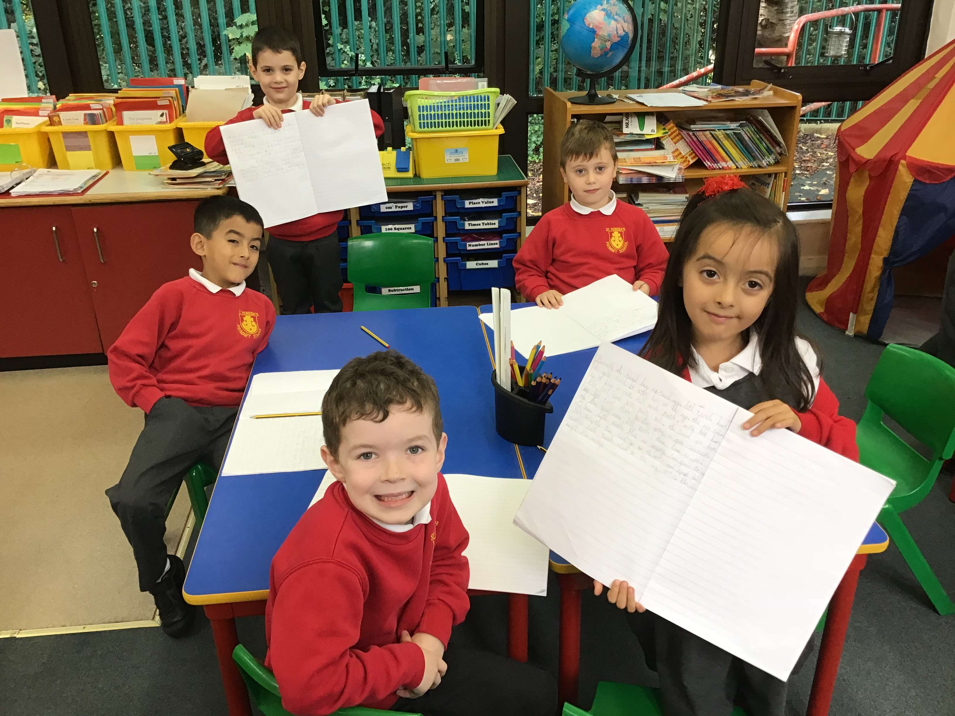 Year 2: Retell a Story