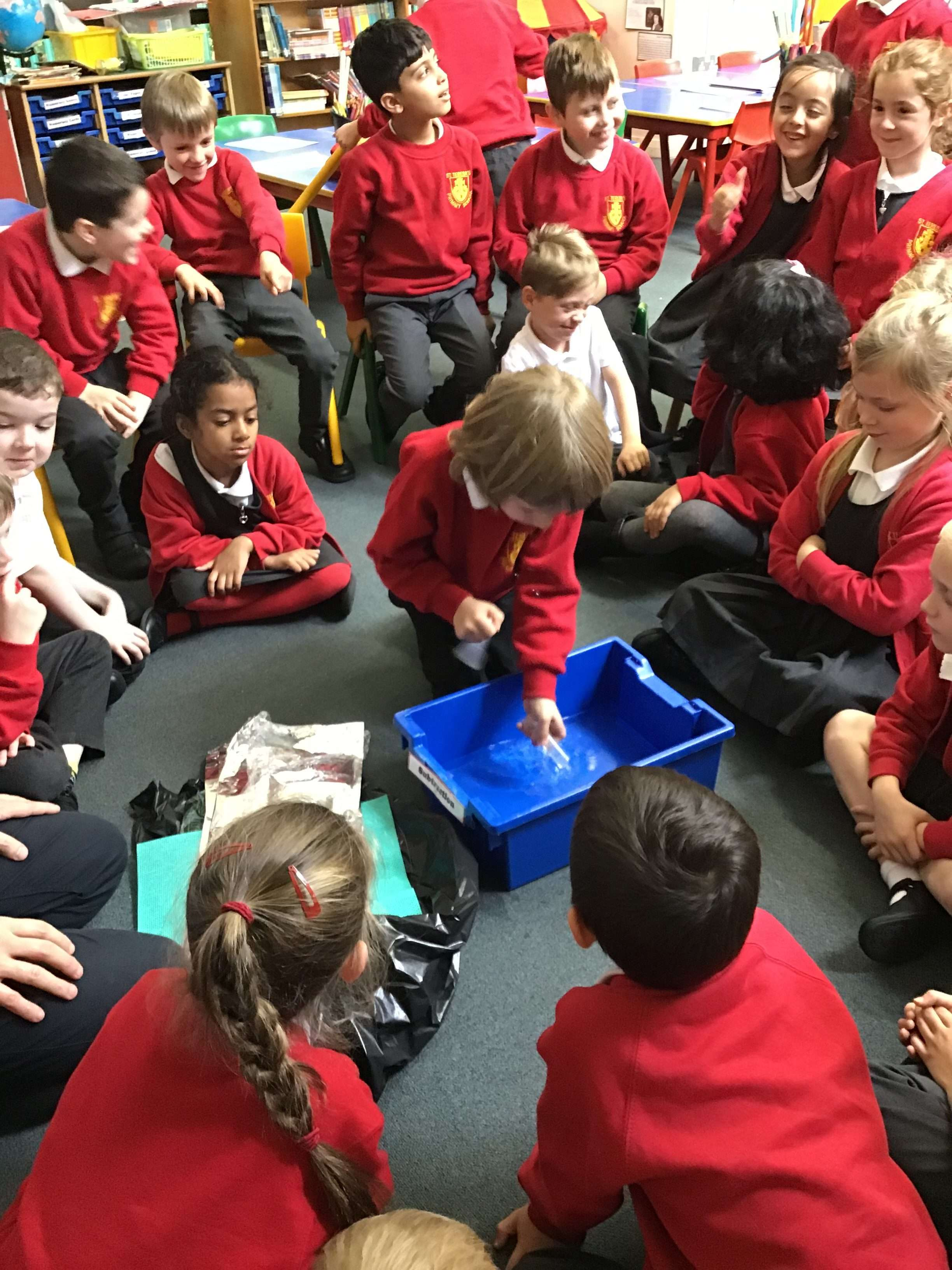 Year 2 – Materials