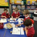 Adding by making 10 in Year one