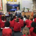 Road Safety Talk in Year One