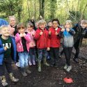 Forest School in Year 1