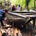 Year 4's Forest School Day with High Tide Adventures